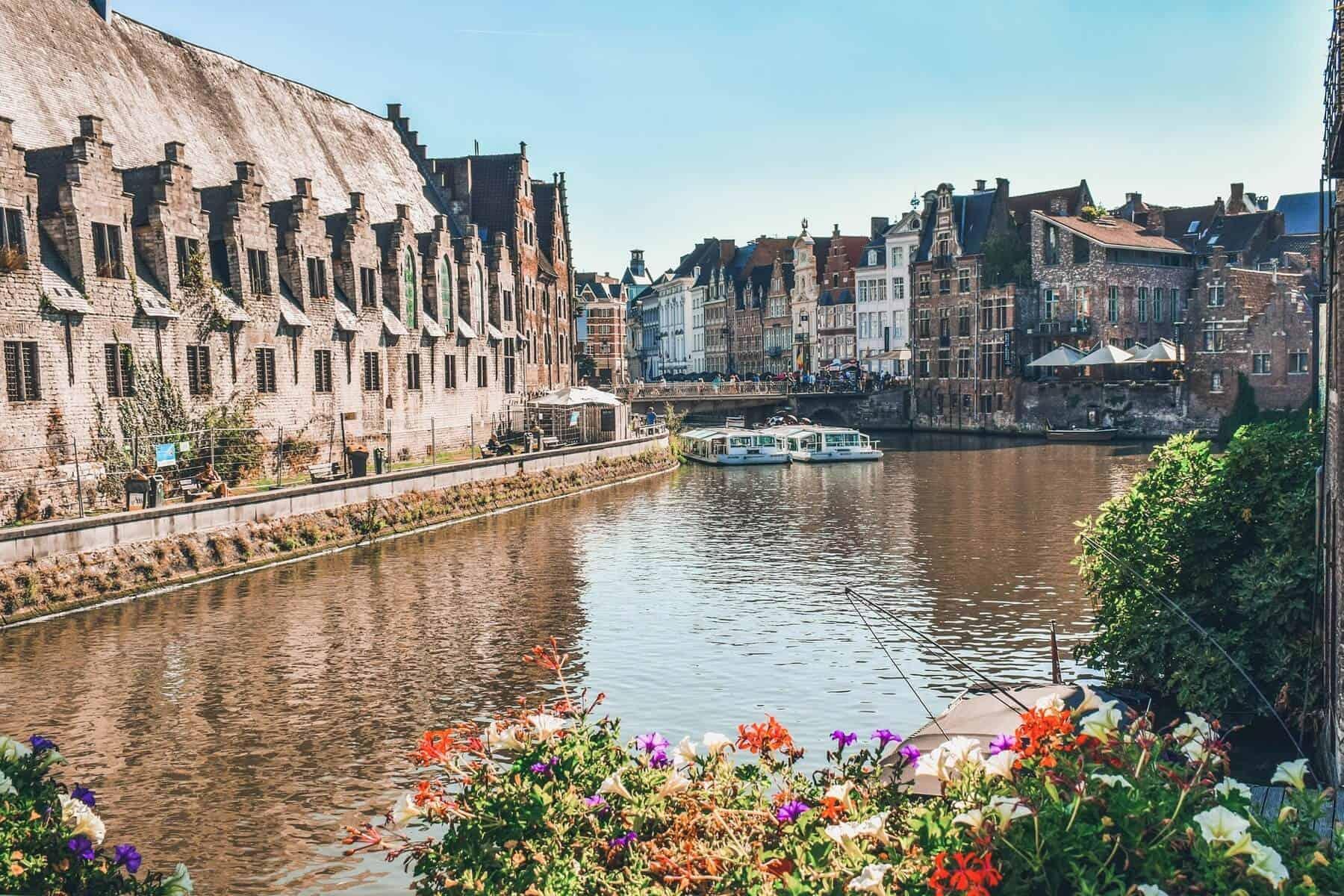 Ghent tour highlight