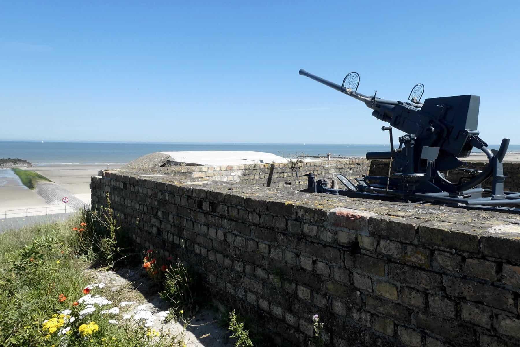 Atlantic Wall Belgium
